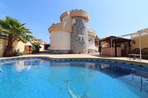 4 sovrum Villa till salu i Ciudad Quesada