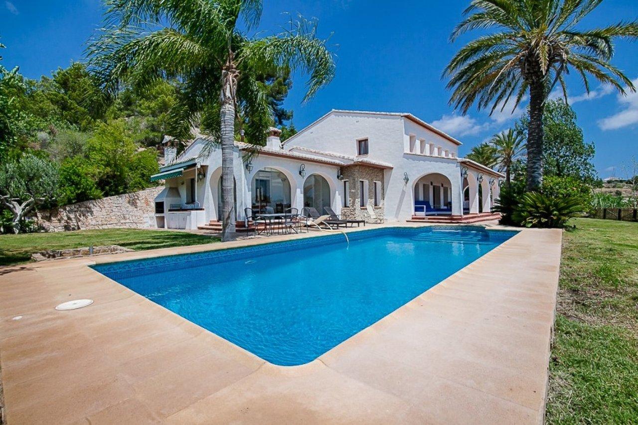 Villa in Benissa, Alicante