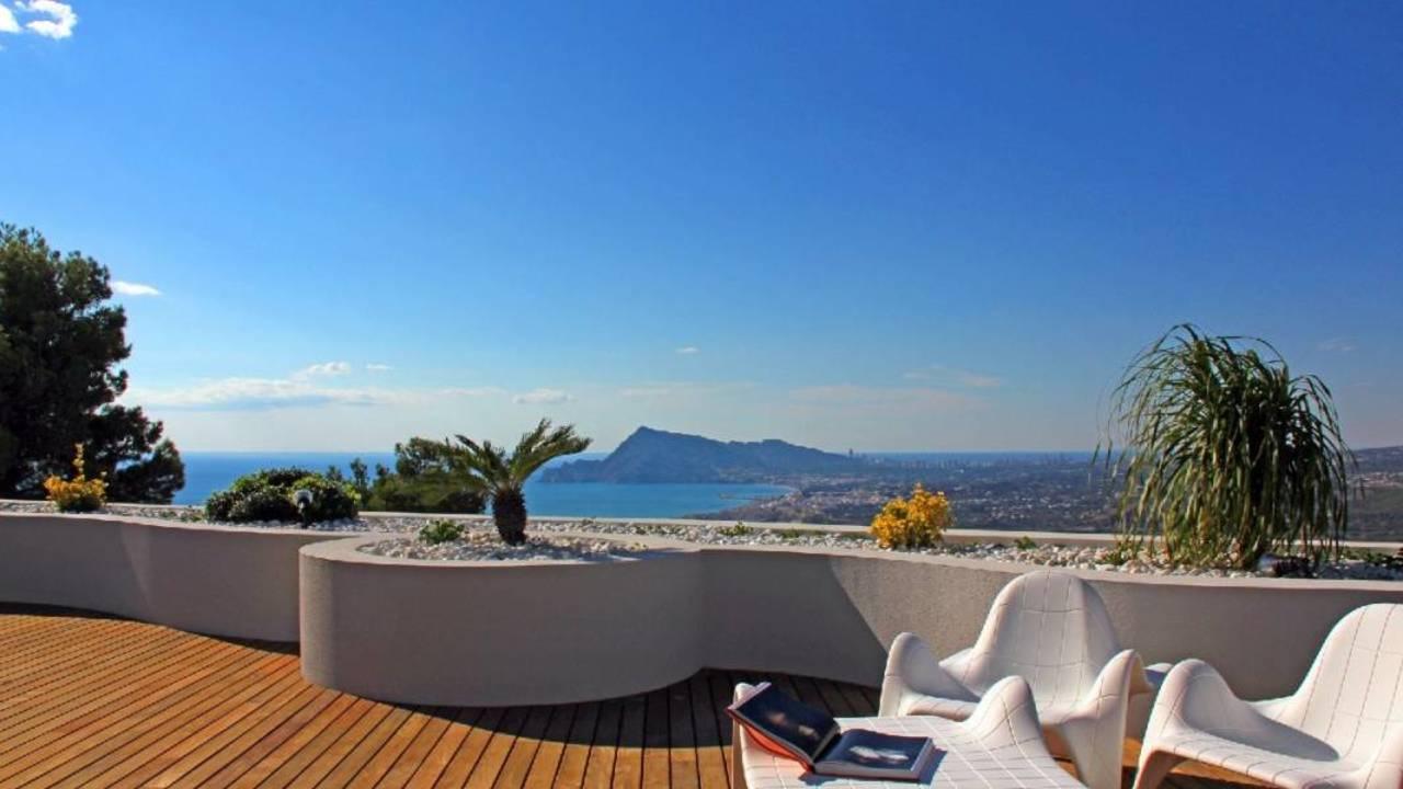 Apartment in Altea, Alicante