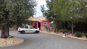 4 bedroom Finca for sale in Sangonera la Seca