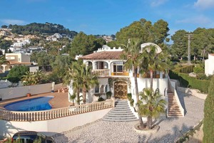 Villa for sale in Benissa
