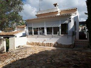 3 bedroom 2 bathroom villa between Moraira and Benitachell