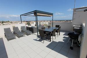 2 bedroom modern penthouse in La Zenia