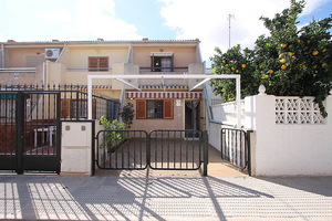 3 bedroom, 2 bathroom townhouse near the beach in Lo Pagan
