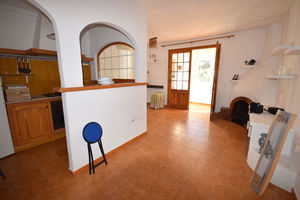 2nd floor flat in Es Mercadal