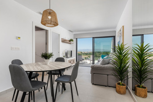 2 bedroom new build apartments in Benimar