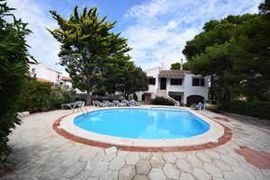 7 bedroom villa built on 2 floors overlooking Cala Galdana bay, Menorca