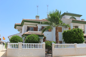 Superb 2 bed, 2 bath duplext bungalow in Pilar De La Horadada