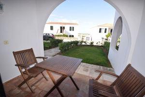 Ground floor apartment, in Arenal d.en Castell, Es Mercadal, Menorca