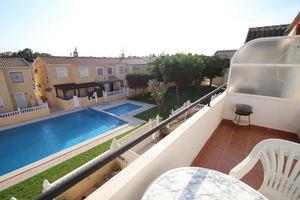 1 bedroom upper floor in house in Villamartin