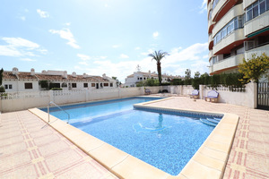 2 bedroom apartment in La Zenia with sea views