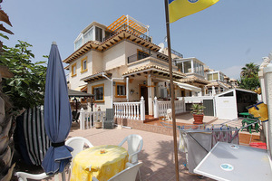 Quad Townhouse in Playa Flamenca