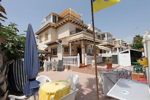 Quad Townhouse in Playa Flamenca