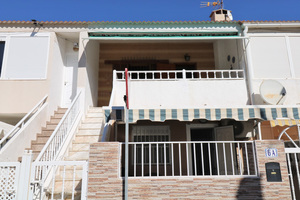 1 bedroom upstairs bungalow close to the beach in Torrevieja