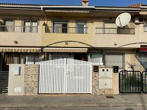 3 bedroom, 2 bathroom renovated townhouse in San Pedro Del Pinata,Mar Menor