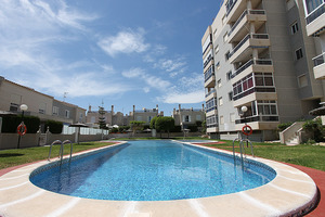 2 bedroom, 1 bathroom apartment in Aguas Nuevas