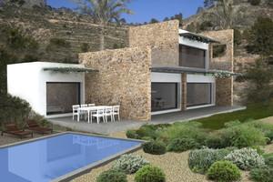 New build large villa - Finestrat