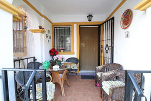 3 bedroom 2 bathroom duplex in Torrevieja