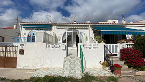1 bedroom bungalow with garden in El Chapparal