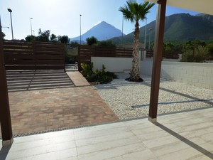 New 3 bedroom semi-detached house in La Nucia