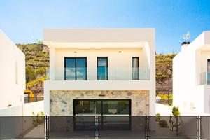3 bedroom 3 bathroom new build villa in Murcia