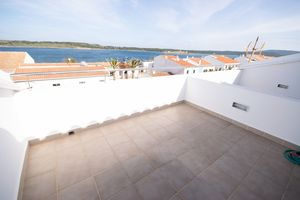 Beautiful two storey flat in Fornells, Menorca