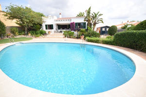 Fabulous detached villa in Binixica, near Mahon, Menorca