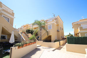 4 bedroom 4 bathroom penthouses joined but separate in Cabo Roig