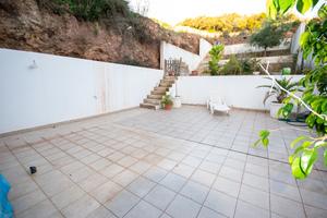 2 bedroom ground floor apartment with garden  in Ferreries, Menorca