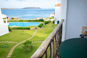 2 bedroom apartment in Playas de Fornells, Mnorca