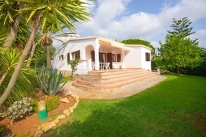 Detched villa near the beach in Son Bou