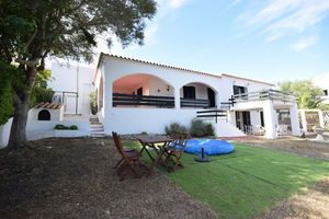 Large detached villa; 5 minute walk from the beach in Cala Galdana, Menorca