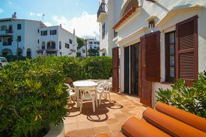 1 bedroom apartment in Playas de Fornells, in Menorca