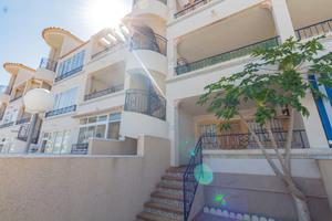 2 bedroom ground floor apartment in Punta Prima