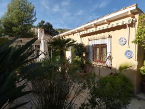 Villa with separate plot in Orcheta