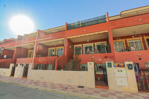 3 bedroom 3 bathroom townhouse in Jacarilla