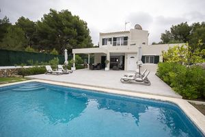 Modern detached villa beautifully refurbished  near Son Parc beach, Menorca