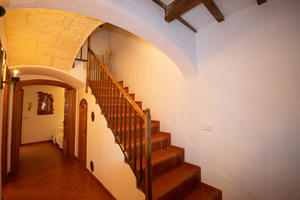 Large, traditional townhouse in Ferreries, Menorca