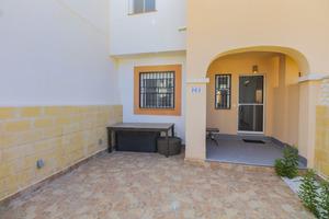3 bedroom semi-detached villa in Los Altos, Orihuela Costa