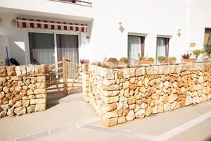 Attractive ground floor apartment on Menorca