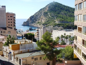 1 bedroom refurbished apartment near Cala De Finestrat beach