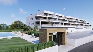 New build 2 or 3 bedroom, 2 bathroom apartments in Villamartin