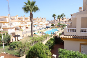 3 bedroom 2 bathroom duplex in Playa Flamenca