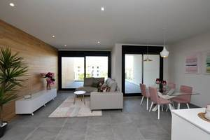 2 and 3 bedroom new builds in Villamartin
