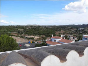Inmaculate 2 bedroom apartment on the outskirts of Es Migjorn Gran, Menorca