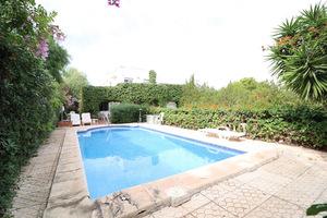 3 bedroom 2 bathroom semi detached house in Los Balcones - private pool