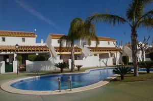 2 bedroom 2 bathroom duplex 200m from the beach in Torre de la Horadada