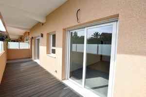 2 bedroom 1 bathroom new build apartment in La Mata