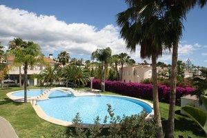 3 bedroom 2 bathroom bungalow in Moraira