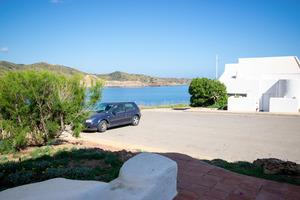 1 bedroom ground floor apartment in Fornells, Menorca